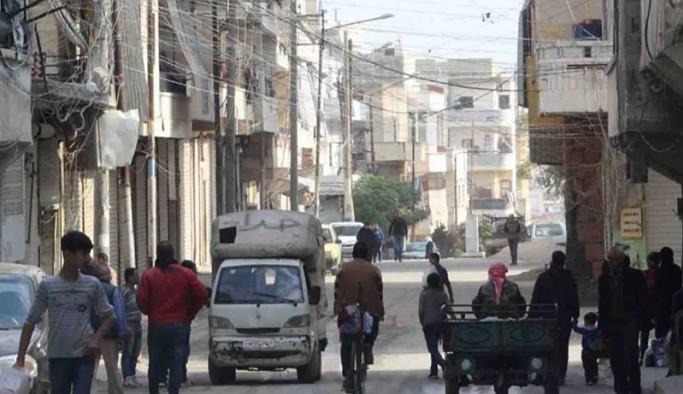 Halep'te Kürtlerin yaşadığı iki mahalle kuşatıldı