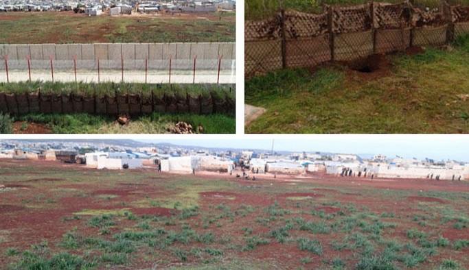 Hatay sınırında 100 metrelik tünel bulundu, içinden 24 mülteci çıktı