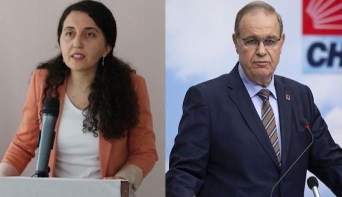 HDP'den CHP'li Öztrak'a yanıt: Haddinizi bilin!