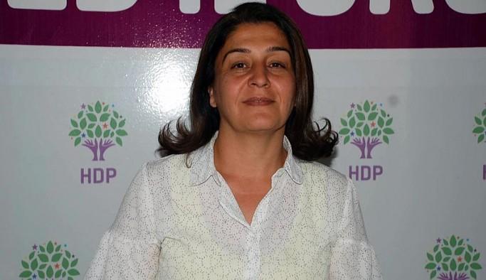 HDP Diyarbakır Eş Başkanı Alökmen hakkında yakalama kararı