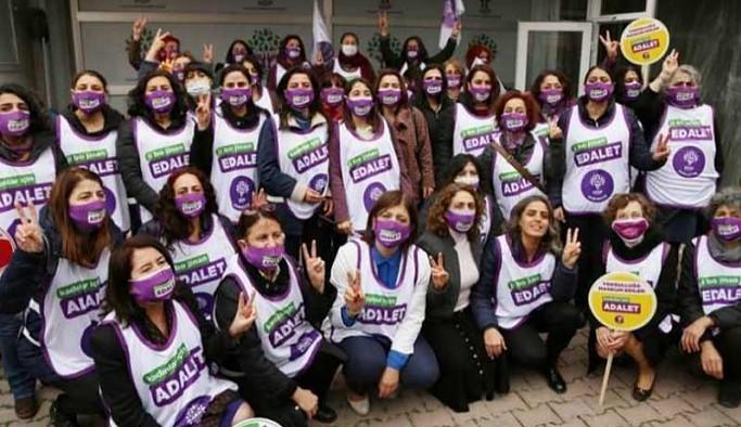 HDP Kadın Meclisi'nden 'Kobanê Davası' açıklaması: Kadınları rehin alanları yargılayacağız
