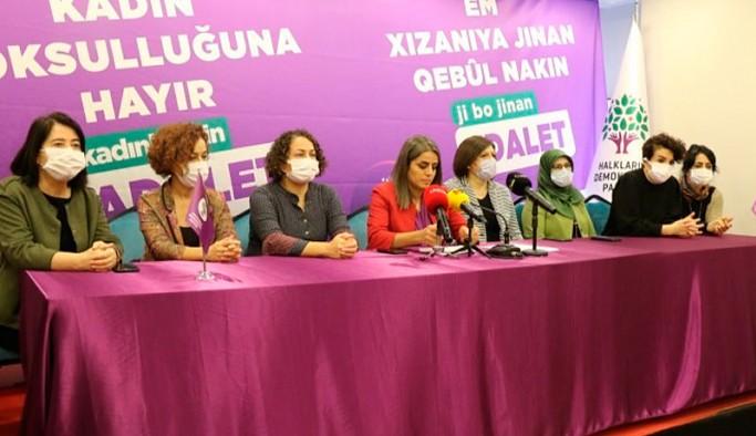 HDP Kadın Meclisi'nden 'operasyon' tepkisi: Kadınlar, iktidarın karşısındaki en büyük barikat
