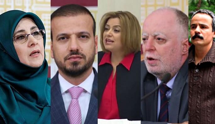 HDP'lilerden Ümit Özdağ'a sert tepki: Bu memleketin başına ne geldiyse senin gibi etnik ırkçılardan geldi