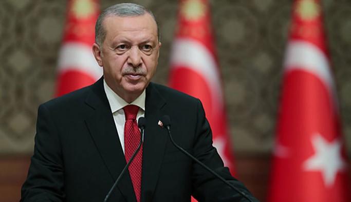 İklim konferansında konuşan Erdoğan: Millet Bahçeleri ile yeşil alanları artırıyoruz
