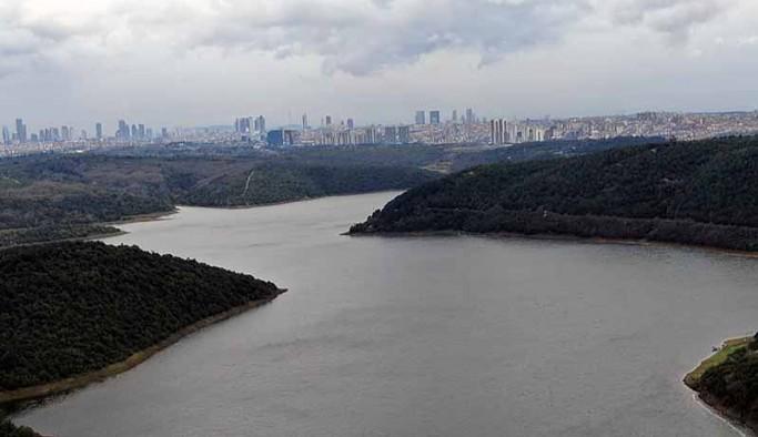 İstanbul'da barajlardaki doluluk oranı yükseliyor