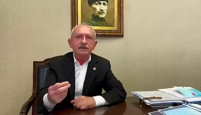 Kılıçdaroğlu'ndan Erdoğan'a Barış Manço'nun dizeleriyle 'Halk Ekmek' tepkisi