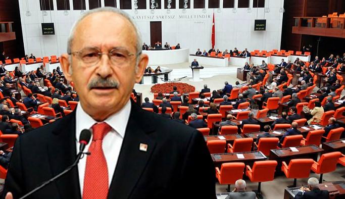 Kılıçdaroğlu'ndan 'kanun teklifi' açıklaması: Bahçeli'den de imzasına sahip çıkmasını isteyeceğiz