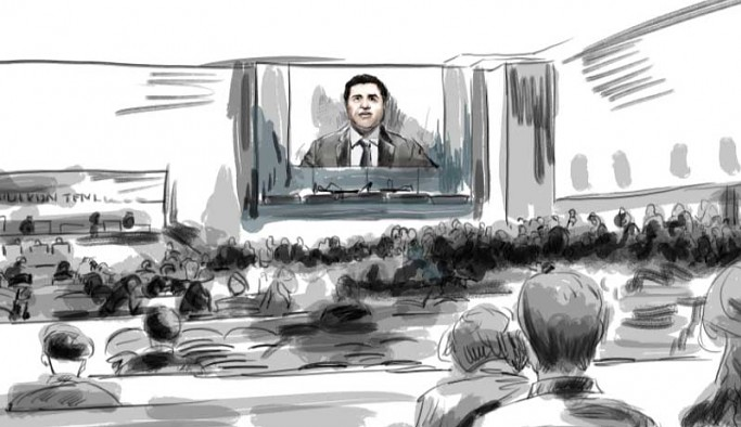 Kobane Davası ertelendi