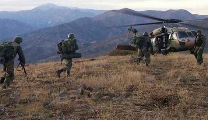 Lice'de askeri operasyon: Evler basıldı, çoban ve 3 kişi gözaltına alındı