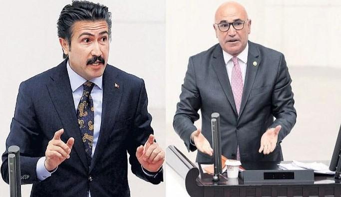 Meclis'te 'ayakkabı çıkarma' polemiği
