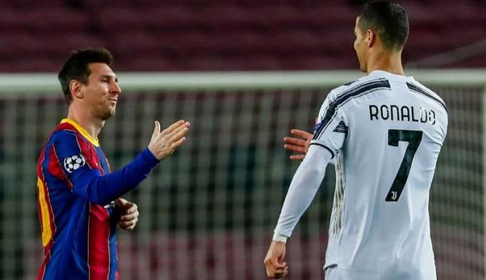 Messi ve Ronaldo'nun geleceği hakkında yeni iddia