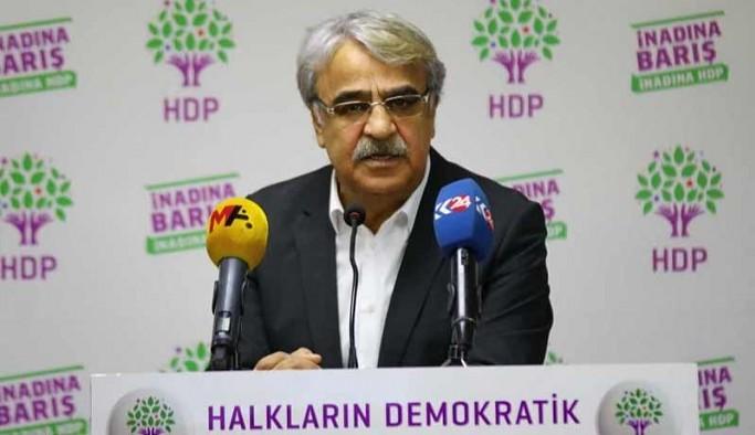Mithat Sancar: Parti ile Demirtaş arasında bir ayrılık yok