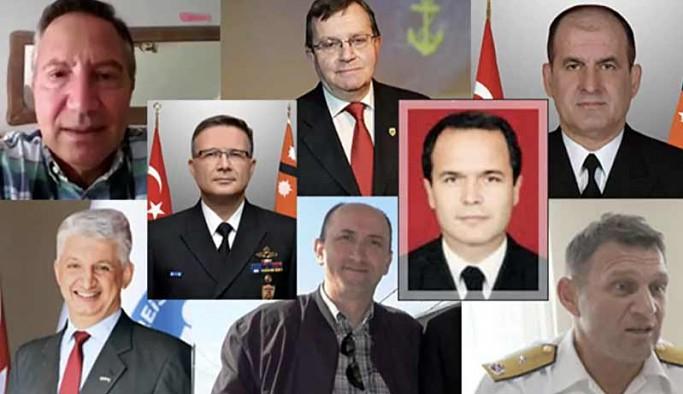 'Montrö bildirisi' nedeniyle gözaltına alınan amirallerin ilk ifadeleri: Kaçacak değiliz