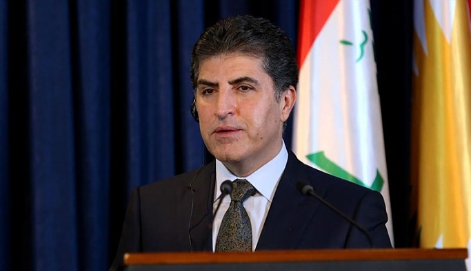 Neçirvan Barzani, Erbil ve Başika'daki saldırıları kınadı