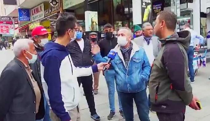 Oğlu polislik mülakatında elenen babadan AKP'ye tepki: Neymiş gençlik kollarına üye olacakmış
