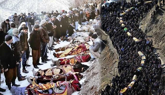 Roboski İçin Adalet Girişimi: Adaletin sağlanamadığı topraklarda katliamların sürekliliği de engellenemez