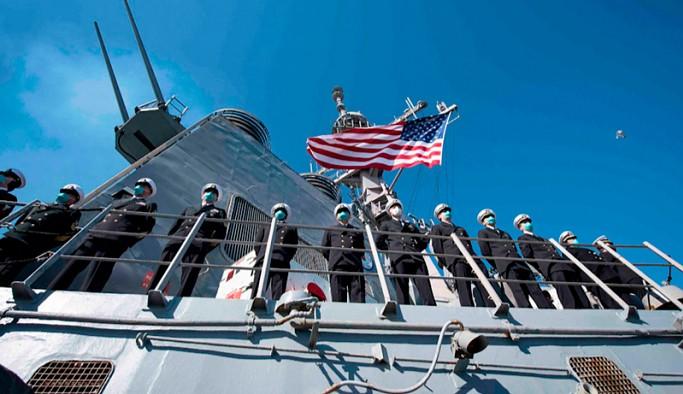 Rusya: Türkiye, Boğazlardan geçecek ABD savaş gemileri hakkında Moskova'ya bildirim yaptı