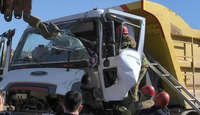 Sabiha Gökçen Havalimanı inşaat sahasında iş kazası