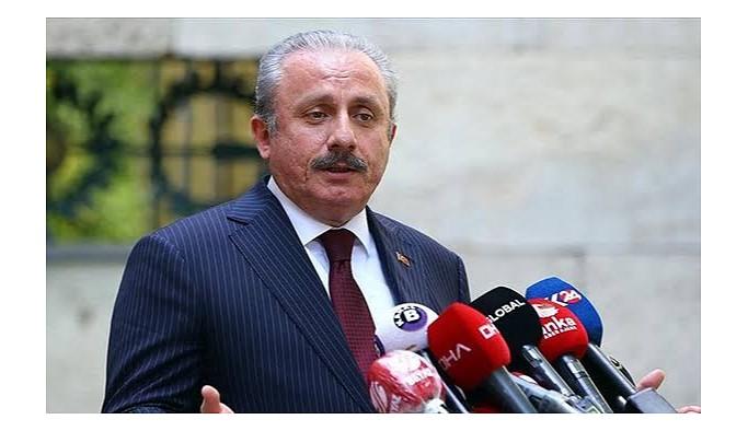 TBMM Başkanı Mustafa Şentop, AKP'nin milli iradeyi yok saymasını savundu: 'Cahilce'