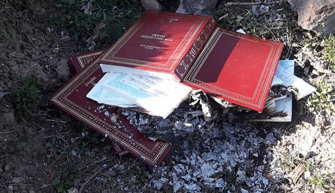 Tokat'ta provokasyon: Alevi tekkesi yanında Kur'an tefsiri yaktılar