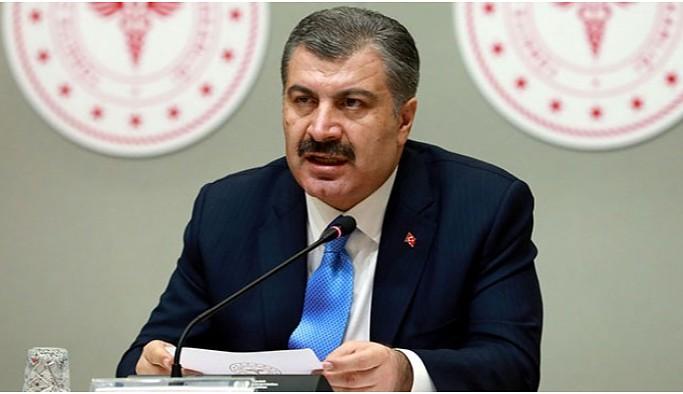 Türkiye'de koronavirüsten 176 kişi daha hayatını kaybetti