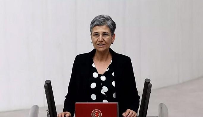 Tutuklu siyasetçi Leyla Güven hakkında soruşturma açıldı