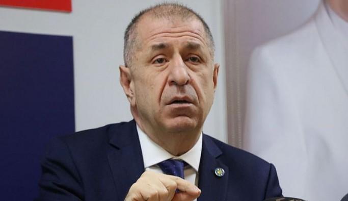 Ümit Özdağ'dan HDP'li Paylan'a tehdit: Sen de zamanı gelince bir Talat Paşa deneyimi yaşayacaksın