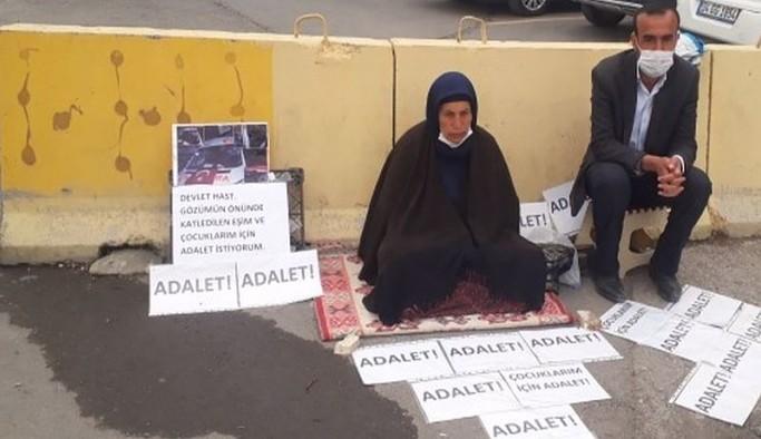 'Vicdanı olan herkese' çağrı: Adalet bekliyoruz