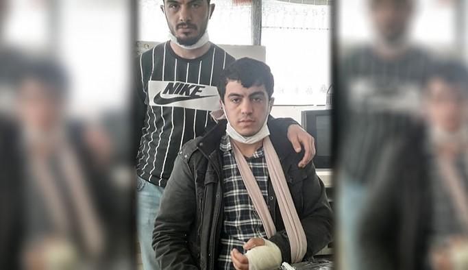Yolda yürürken gözaltına alınan iki kardeş karakolda işkence gördü