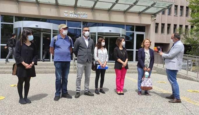 1 Mayıs'ta çekim yapması engellenen ve telefonu kırılan Gazeteci Uyanık'tan suç duyurusu