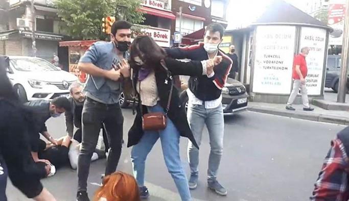 1 Mayıs'ta gözaltına alınan ve test sonucu pozitif çıkan öğrenciyi arkadaşlarıyla aynı nezarette tuttular