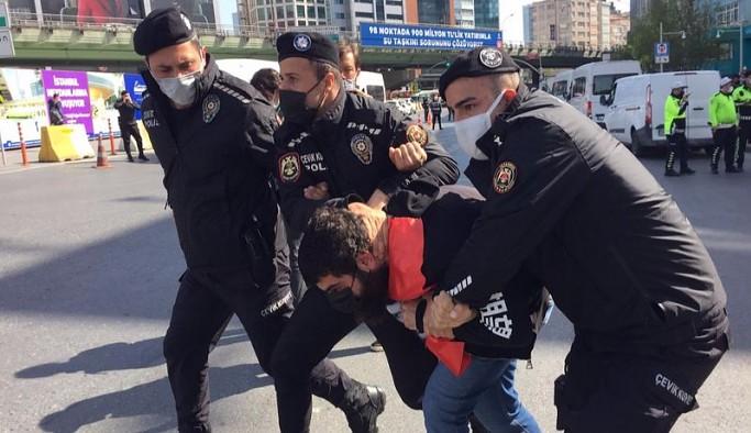 1 Mayıs'ta Taksim'de gözaltına alınan 255 kişiden 246'sı serbest