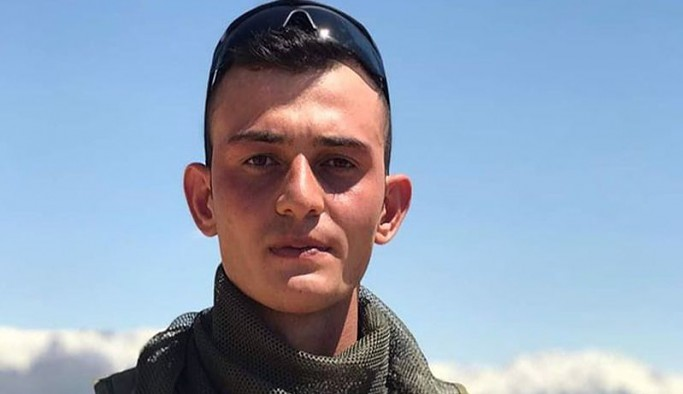 23 yaşındaki asker TSK'nın sınır dışındaki harekatında hayatını kaybetti