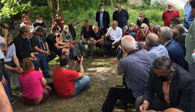 AKP'li Rize Belediye Başkanı, İkizdere için yapılan eylemleri hedef aldı