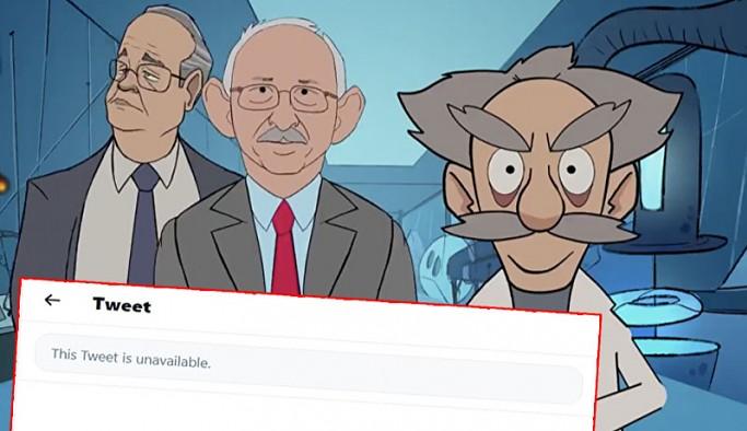AKP'den çizgi film videosunun silinme nedenine ilişkin açıklama