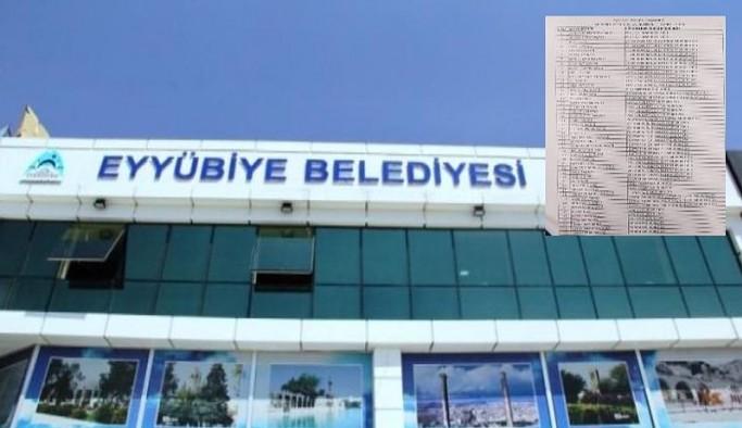 AKP'li belediye, meclis üyelerinin akrabalarını işe aldı