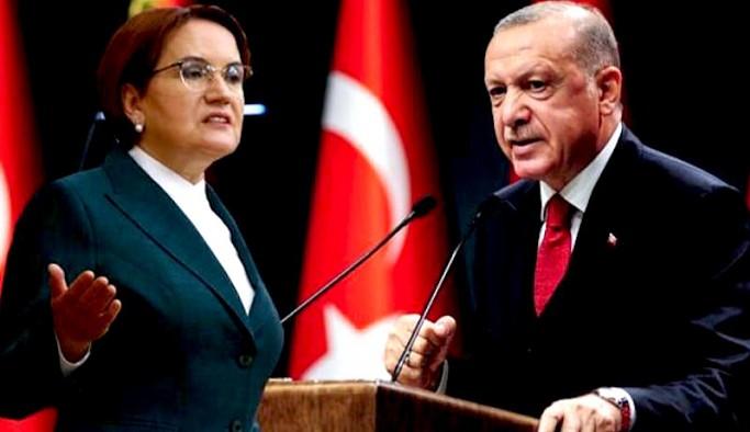 Akşener'den Erdoğan'ın 'Daha neler olacak neler' sözlerine yanıt: Şaşırmadım ama üzüldüm