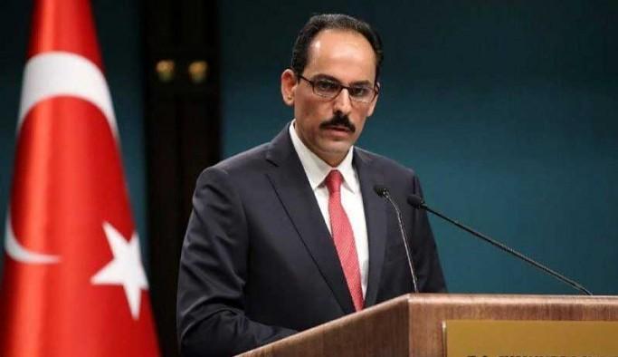 Akşener'in 'Esad' iddiasına Saray'dan yanıt
