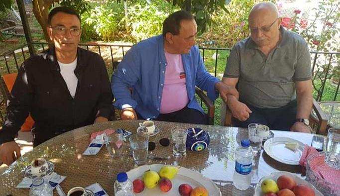 Alaattin Çakıcı'dan Sedat Peker'in iddialarında yer alan Korkut Eken'e ziyaret