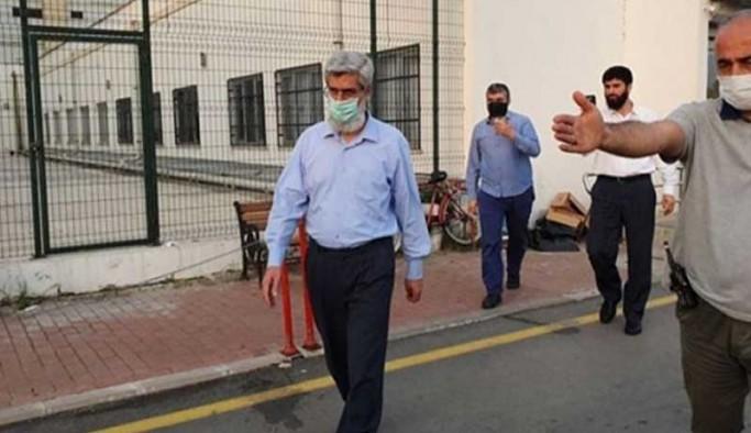 Alparslan Kuytul, adli kontrolle serbest bırakıldı