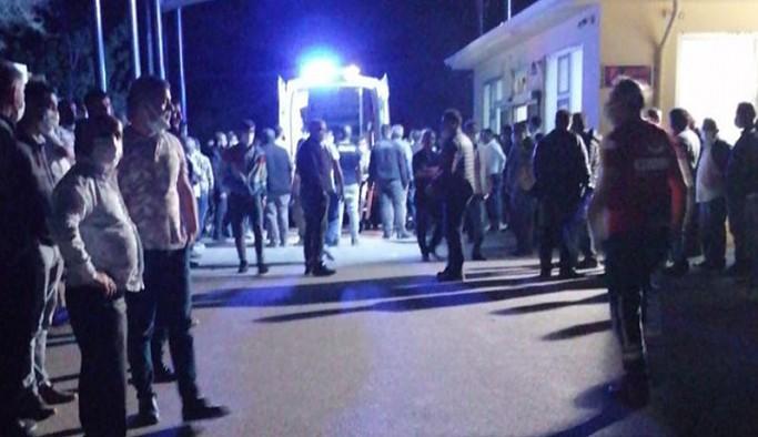 Ankara'da traktör römorku devrilmesi sonucu 4 kişi hayatını kaybetti