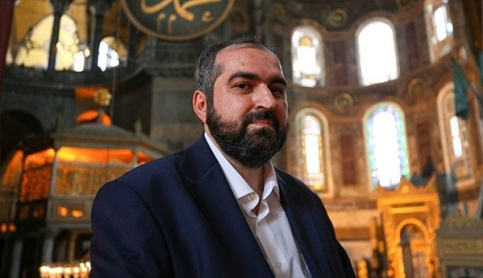 Ayasofya'nın eski imamı Boynukalın'dan tepki çeken 'Taksim cami' yorumu