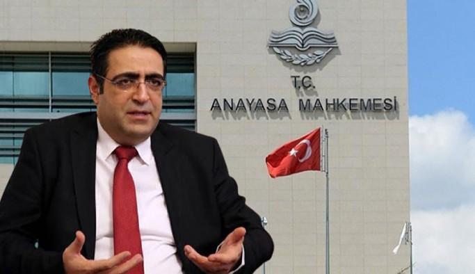 AYM, İdris Baluken'in başvurusunu 'henüz infaza başlanmadığı' gerekçesiyle reddetti