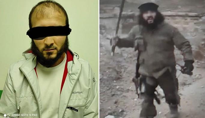 Bağdadi'nin kaçışlarını planlayan IŞİD'li İstanbul'da yakalandı