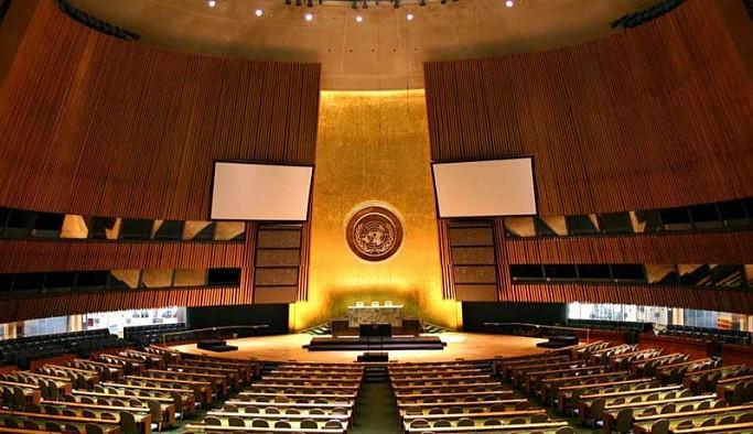 BM Genel Kurulu Filistin için toplanacak