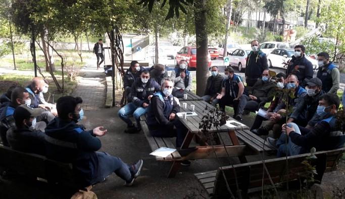 Cengiz Holding'ten işçilere tehdit: Greve katılanların yevmiyeleri kesilecek, şirket zararı ödetilecek