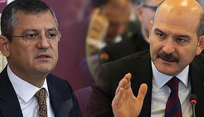 CHP'li Özel'den, Soylu'ya '10 bin dolar alan siyasetçi' sorusu