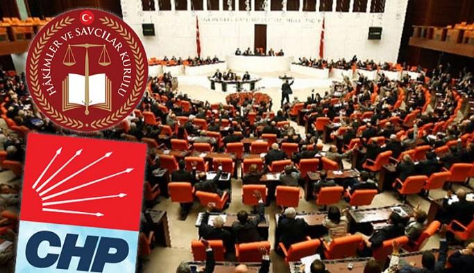 CHP'den 'güçlendirilmiş parlamenter sistem' açıklaması: HSK'yı kaldırıyoruz