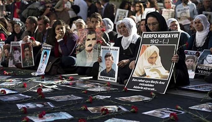 Cumartesi Anneleri: Mehmet Ağar'ın kurduğu suç örgütünün faaliyetleri kapsamında evlatlarımız öldürüldü