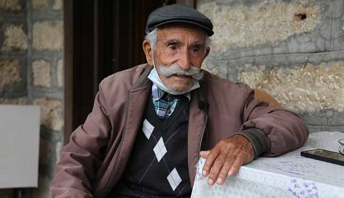 Dersim Katliamı'nın tanığı Bedri Polat: Beni ölülerle birlikte suya attılar